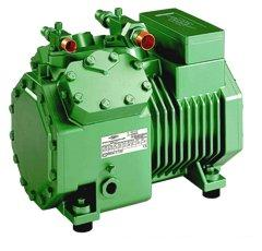 Semi-Hermetic 1-stage reciprocating compressors Bitzer with integrated frequency inverter - Octagon Varispeed