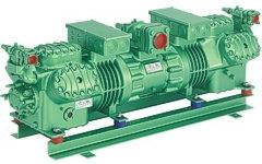 Semi-Hermetic 1-stage Reciprocating Tandem-compressors Bitzer