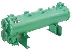 Condensers Bitzer suitable for seawater