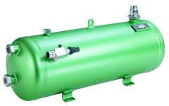 Liquid receivers Bitzer horizontal types