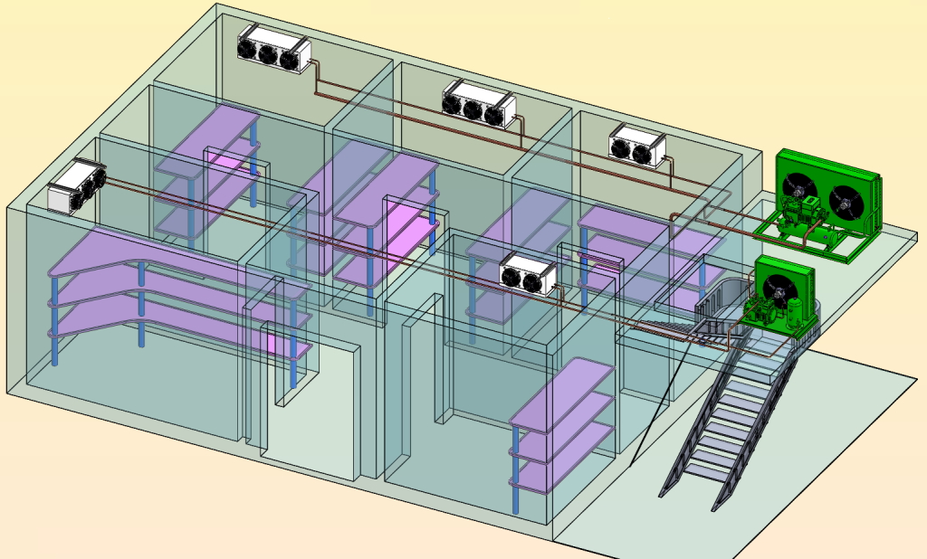 refrigeration-unit-of-direct-expansion