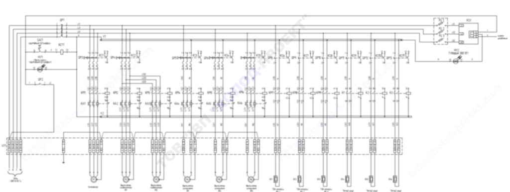 Схема Э3 ККА2-V1.1_подкл_разм